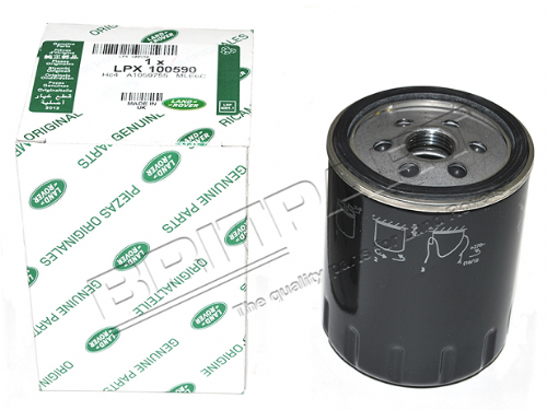 Defender 90/110 & Discovery 2 TD5 Oil Filter - LPX100590G